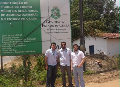 Banner equipe Benevides