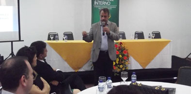 Banner palestra Ricardo