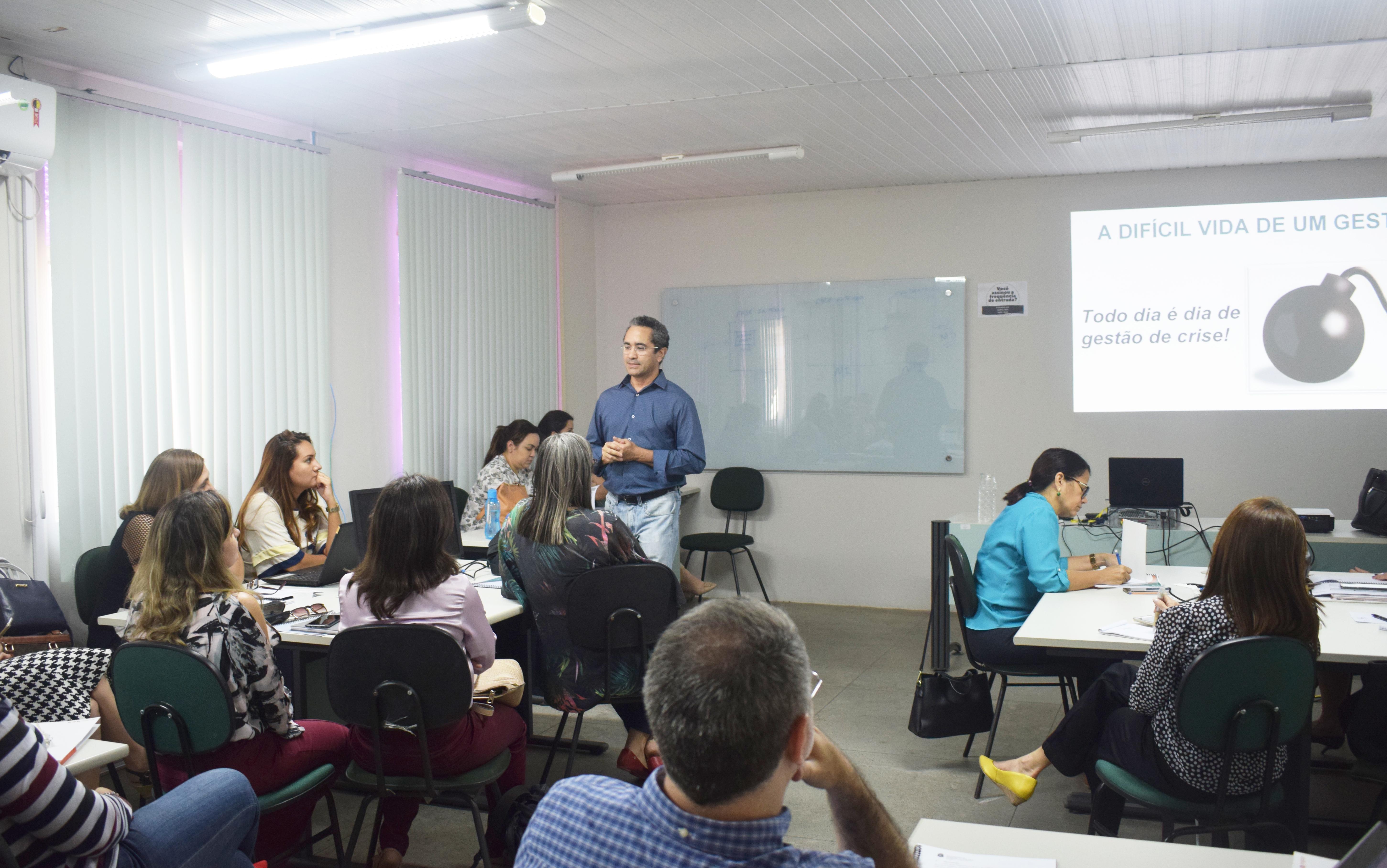 Gestão de Riscos: CGE ministra seminário para servidores estaduais