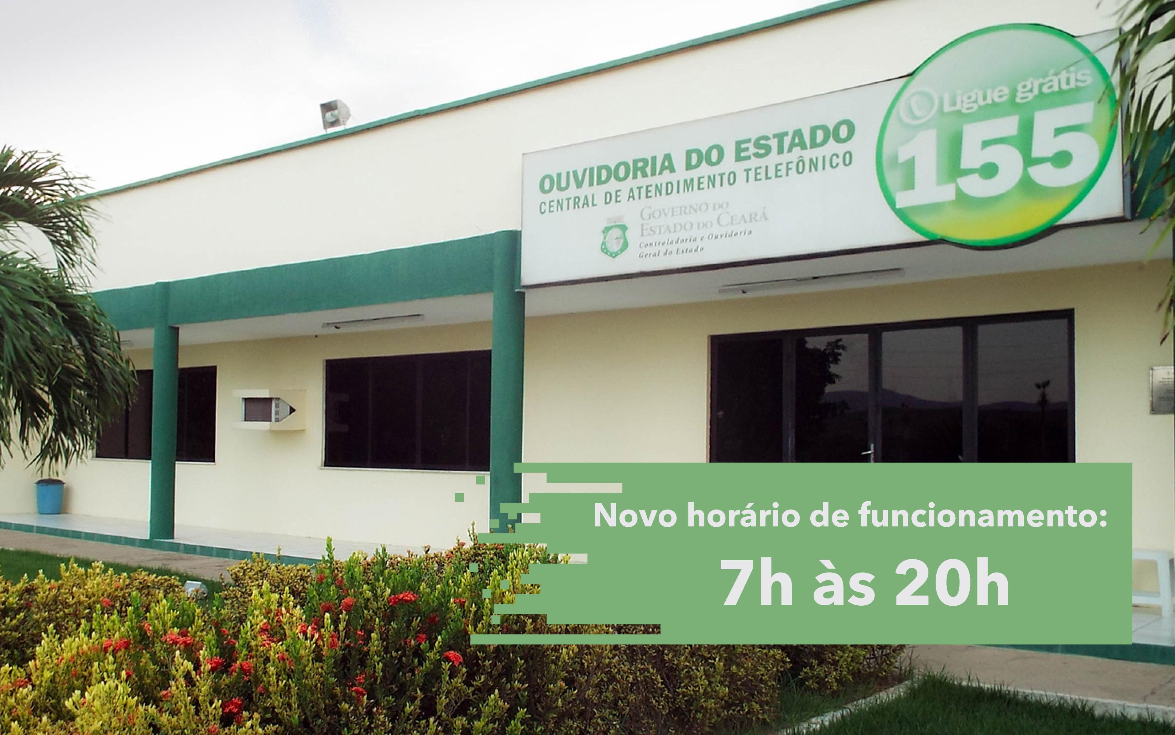 Governo do Estado do Ceará amplia atendimento telefônico de ouvidoria e acesso à informação