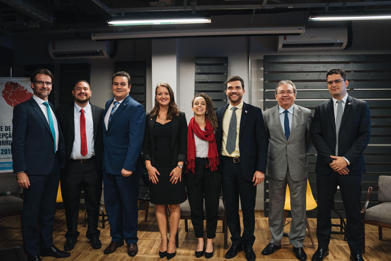 Secretário da CGE participa de lançamento do Índice de Percepção da Corrupção 2019