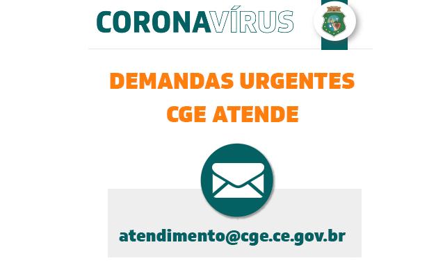 CGE disponibiliza canais específicos para atendimentos a órgãos e entidades estaduais