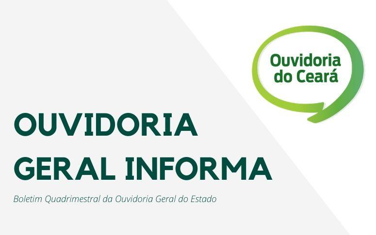 CGE disponibiliza a segunda edição do boletim Ouvidoria Geral Informa