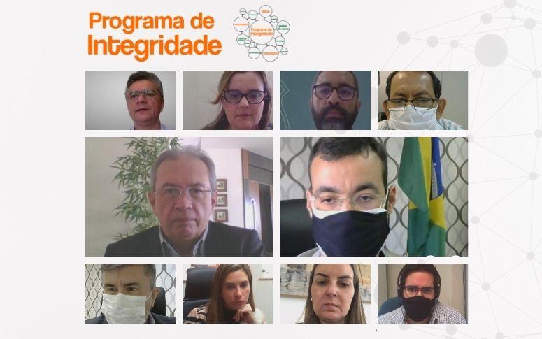 CGE inicia processo de implementação do Programa de Integridade na CGD