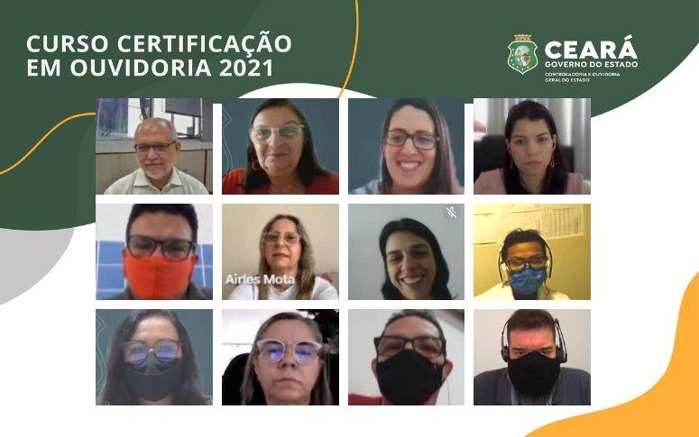 CGE encerra Certificação em Ouvidoria 2021