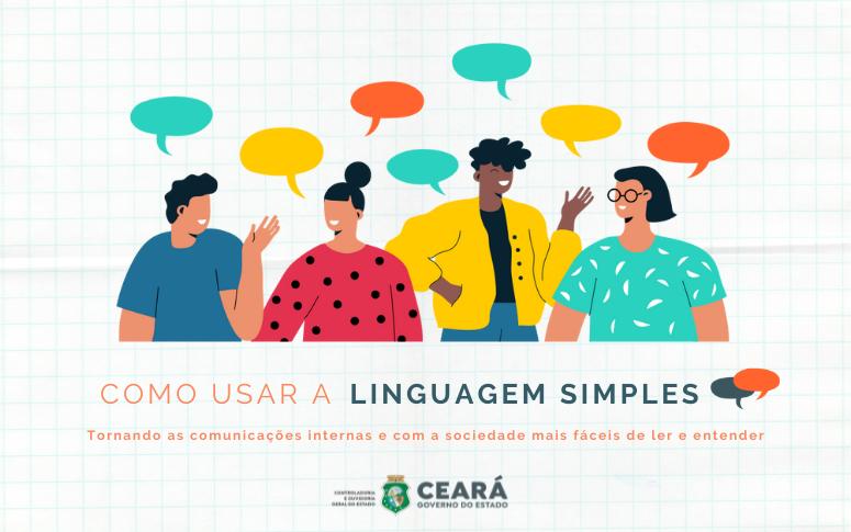"""CGE celebra o Dia Internacional da Linguagem Simples e lança cartilha """"Como usar a Linguagem Simples"""""""
